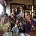 Dining Room Seating - Happy Birthday Mom