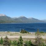 Vista al Lago Meliquina