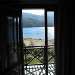 Vista al Lago desde habitación