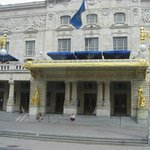 Royal Dramatic Theater of Stockholm a very beautiful building