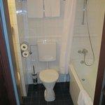 Чистая туалетная комната :-)