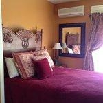 Camere deliziose e romantiche