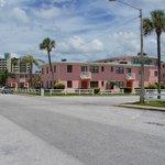 Gulf Winds Resort from St. Pete Beach