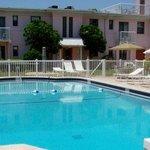 Gulf Winds Resort pool