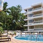 Photo de Ocean Palms Goa