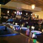 sushi bar and regular bar