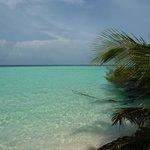 Embudo beach
