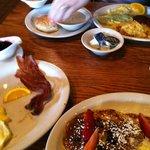 Seasonal: Multi-Berry Pancake Breakfast