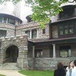 The Oliver mansion