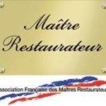 Maitre Restaurateur diplome de l'état