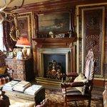 The Owner's Suite livingroom