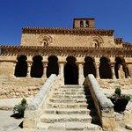 iglesia san Miguel en san Esteban de Gormaz