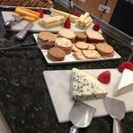 cheese reception