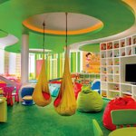 Fisher-Price play room