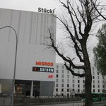 Photo de Hotel Stuecki Basel