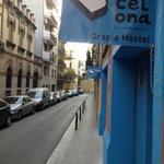 Entry hostel