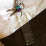 obnoxious key tag