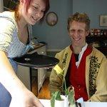 Bath tour guide Jane Austen tour Bath city tour guided tour Bath Mr Darcy Tours and Tea Parties