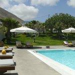 Pistachio pool