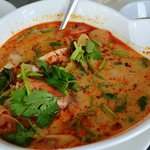 Best tom yam on the island