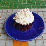 Coconut Lemon Cupcake