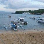 Kerti Beach Inn Foto