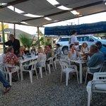 OTRA VEZ Restaurant  - outdoor dining