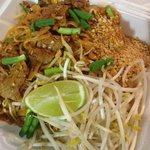 and Main Course Pad Thai
