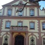 Eingang Rathaus Rastatt