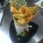seafood cup