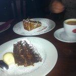 Trio of desserts!