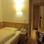 Hotel Europa single room
