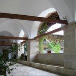 The upper level