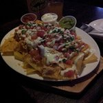Lansdowne Road nachos