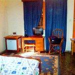 TV-Fridge in the room