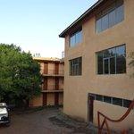 Exterior of hotel (2)