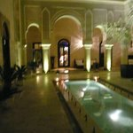 Interior of Riad Fes (1)