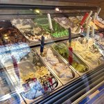 Best ice cream in town! Try the nougat and pistachio they're amazing