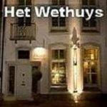 Mogelijkheid tot stallen van fietsen in Het Wethuys.