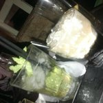 Mojito & BIG Lebowsky Juice :)