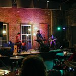 Nat Osborn Band Plays Opening Show in the Boiler Room