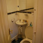 My bathroom (excluding shower behind door)