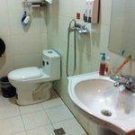 Salle de bains tout en un