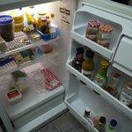 冷蔵庫チェック!