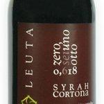 Leuta 0,618 Syrah - 100% Syrah -