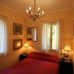 Camera rossa della suite