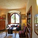 Angolo living suite del giardino