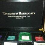 Tea from Harrogate