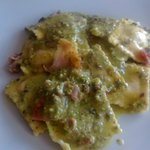Panzotti pistacchio