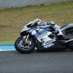 One of the top Spanish riders - Jorge Lorenzo